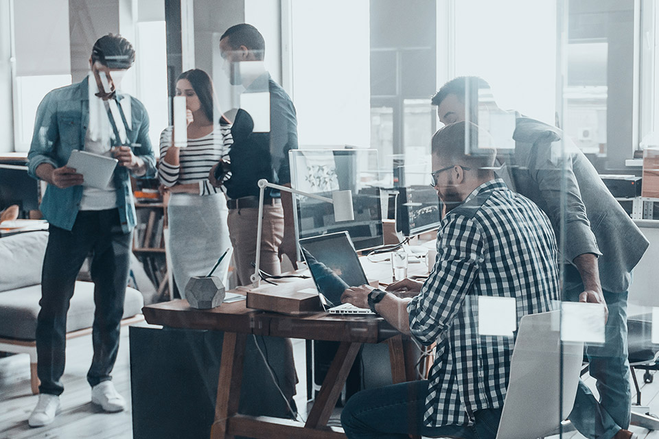 Three ways digital disruption impacts the way we work