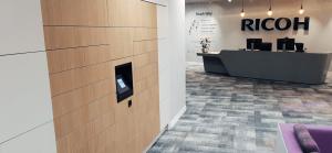 smart locker storage