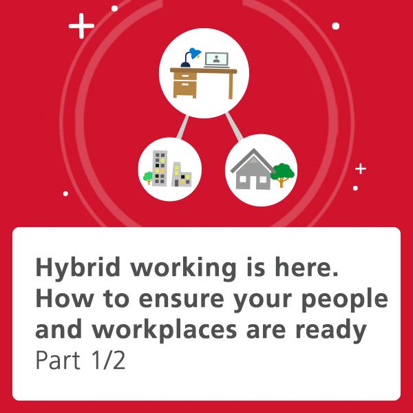 Adopt hybrid working 1