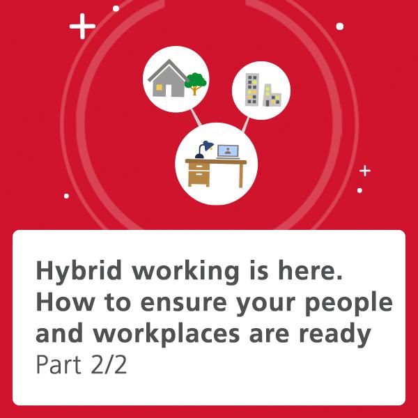 Adopt hybrid working 2